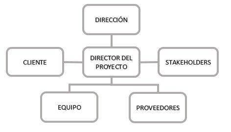 ¿Cuales son las funciones del director del proyecto?- EQUIPO
