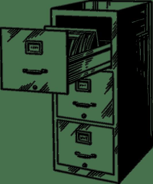 Archivador para gestión de documentación