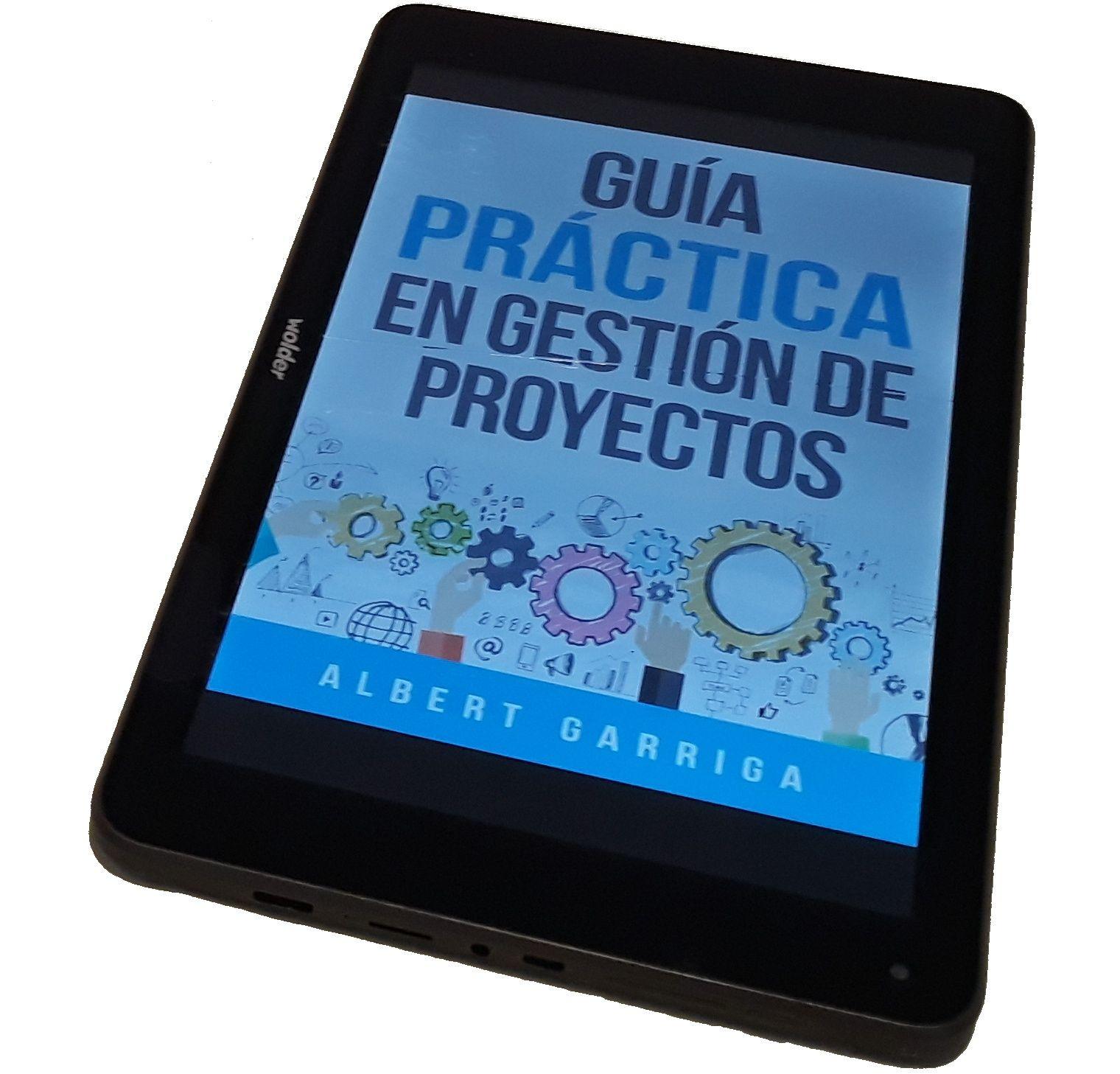 libro y plantillas para proyectos